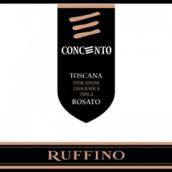 鲁芬诺康森托桃红葡萄酒(Ruffino Concento Rosato, Tuscany, Italy)