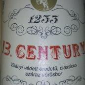 13世纪1233红葡萄酒(13 Century 1233 Pinot Noir,Hungary)