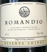 金普罗迪罗曼蒂奥珍藏西拉干红葡萄酒(King Protea Romandio Reserve Shiraz, Stellenbosch, South Africa)