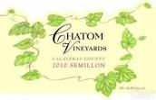 Chatom Vineyards Semillon, Calaveras County, USA