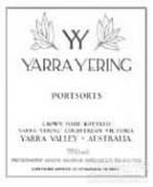 雅拉优伶布特索斯加强酒(Yarra Yering Potsorts Vintage Fortified, Yarra Valley, Australia)