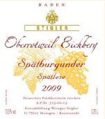 施蒂格勒红色艾希贝格黑皮诺迟摘干红葡萄酒(Weingut Stigler Oberrotweil Eichberg Spatburgunder Spatlese ...)