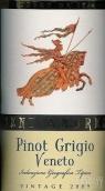 圣安德烈灰皮诺干白葡萄酒(Sant'Andrea Pinot Grigio,Veneto,Italy)