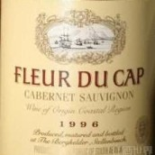 好望角赤霞珠干红葡萄酒(Fleur du Cap Cabernet Sauvignon,Stellenbosch,South Africa)