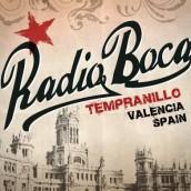 Radio Boca Tempranillo,Valencia,Spain