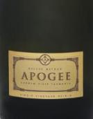 塔斯马尼亚之巅奢华年份干型起泡酒(Apogee Tasmania Deluxe Vintage Brut,Tasmania,Australia)