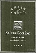 庞德400区黑皮诺干红葡萄酒(Chain of Ponds Section 400 Pinot Noir, Adelaide Hills, Australia)