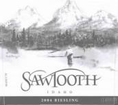 锯齿雷司令干白葡萄酒(Sawtooth Riesling,Snake River Valley,USA)