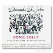 埃德蒙茨鲍·珍丽佳美桃红葡萄酒(Edmunds St.John Bone-Jolly Gamay Noir Rose,El Dorado County,...)