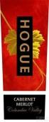 霍格酒庄赤霞珠-梅洛干红葡萄酒(Hogue Cellars Cabernet Sauvignon - Merlot, Columbia Valley, USA)