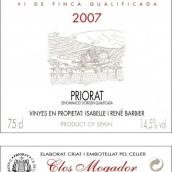 克摩卡多酒庄干红葡萄酒(Clos Mogador,Priorat,Spain)