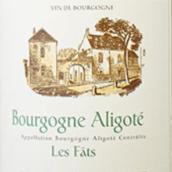 弗朗索瓦·比费阿里高特干白葡萄酒(Domaine Francois Buffet Bourgogne Aligote,Burgundy,France)