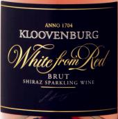 库隆温堡西拉特干桃红葡萄酒(Kloovenburg White From Red Brut,Swartland,South Africa)