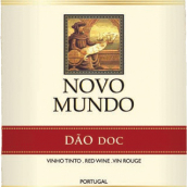 新大陆杜奥干红葡萄酒(Novo Mundo, Dao, Portugal)