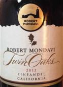 蒙大维双橡园西拉干红葡萄酒(Robert Mondavi Winery Twin Oaks Shiraz, California, USA)