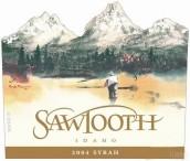 锯齿西拉干红葡萄酒(Sawtooth Syrah, Snake River, USA)