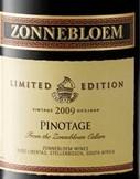 诺堡限量皮诺塔吉干红葡萄酒(Zonnebloem Limited Edition Pinotage,Stellenbosch,South ...)