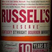 野火鸡罗素珍藏10年纯波本威士忌(Wild Turkey Russell's Reserve 10 Years Old Kentucky Straight...)