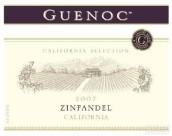 格诺克仙粉黛干红葡萄酒(Guenoc Zinfandel,California,USA)
