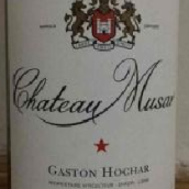 睦纱酒庄加斯顿霍查尔红葡萄酒(Chateau Musar Gaston Hochar Red,Bekaa Valley,Lebanon)