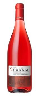 塔尼尼萨利亚5号歌海娜桃红葡萄酒(Taninia Senorio de Sarria Vinedo No.5 Rosado,Navarra,Spain)