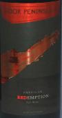 多尔半岛酒庄救赎混酿干红葡萄酒(Door Peninsula Redemption Red Blend,Wisconsin,USA)