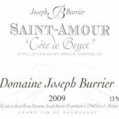 Domaine Joseph Burrier Saint Amour Cote de Besset,Beaujolais...