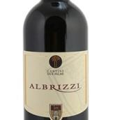 棕榈树奥尔布利兹普里米蒂沃赤霞珠混酿干红葡萄酒(Cantine Due Palme Albrizzi Rosso,Salento,Italy)