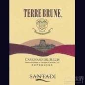 桑塔迪布鲁诺佳丽酿干红葡萄酒(Cantina di Santadi Terre Brune Carignano del Sulcis ...)