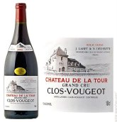 德莱图酒庄(伏旧特级园)老藤红葡萄酒(Chateau de La Tour Clos-Vougeot Grand Cru Vieilles Vignes, Cote de Nuits, France)