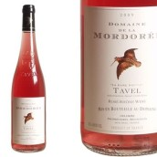 蒙多利露丝夫人桃红葡萄酒(塔维勒)(Domaine de la Mordoree La Dame Rousse Rose,Tavel,France)