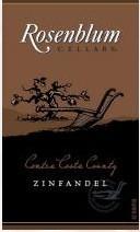 罗森布拉姆康县仙粉黛干红葡萄酒(Rosenblum Cellars Contra Costa County Zinfandel,California,...)