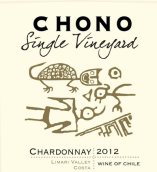 丛诺唯一庄园系列霞多丽干白葡萄酒(Chono Single Vineyard Chardonnay,Limari Valley,Chile)
