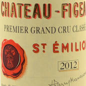 飞卓酒庄红葡萄酒(Chateau Figeac,Saint-Emilion Grand Cru Classe,France)