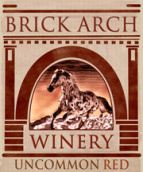 拱门罕见红葡萄酒(Brick Arch Winery Uncommon Red,Iowa,USA)
