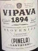 维帕瓦1894酒庄兰蒂耶里干红葡萄酒(Vipava 1894 Lanthieri Pinela,Primorski,Slovenia)