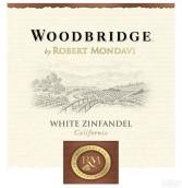 蒙大维木桥仙粉黛桃红葡萄酒(Woodbridge by Robert Mondavi White Zinfandel,California,USA)