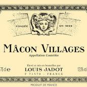 路易亚都(马贡村)红葡萄酒(Louis Jadot Rouge,Maconnais,France)