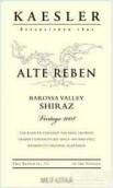 凯斯勒老藤西拉干红葡萄酒(Kaesler Alte Reben Shiraz,Barossa Valley,Australia)
