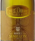 威尔士酒庄单一葡萄园系列赛美蓉干白葡萄酒(Wills Domain Single Vineyard Semillon,Margaret River,...)