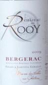 鲁伊酒庄贝尔热拉克干型红葡萄酒(Chateau du Rooy Bergerac Rouge,Bergerac,France)