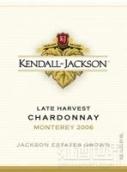 肯德-杰克逊顶级珍藏霞多丽迟摘甜白葡萄酒(Kendall Jackson Grand Reserve Late Harvest Chardonnay,...)