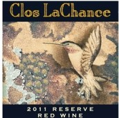 拉甘斯珍藏干红葡萄酒(Clos LaChance Reserve Red Wine,Central Coast,USA)