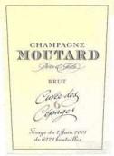 牡丹庄园佩雷菲尔斯特酿香槟(Moutard Pere et Fils Cuvee, Champagne, France)