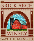 拱门节仓红葡萄酒(Brick Arch Winery Save the Barn Red,Iowa,USA)