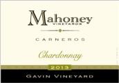 卡内罗斯集团马哈利霞多丽干白葡萄酒(Carneros Wine Company Mahoney Chardonnay,Carneros,USA)