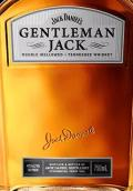 杰克丹尼绅士杰克田纳西威士忌(Jack Daniel's Gentleman Jack Tennessee Whiskey,Tennessee,USA)