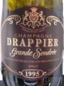 德拉皮尔酒庄格兰德森叔年份香槟(Drappier Grande Sendree Vintage Brut, Champagne, France)