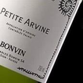 Charles Bonvin Petite Arvine Nobles Cepages,Valais,...