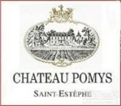 珀美丝红葡萄酒(Chateau Pomys,Saint-Estephe,France)